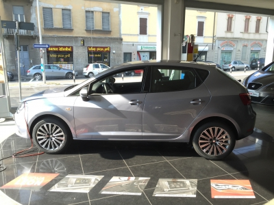 SEAT IBIZA 1.4 tdi 5p Connect  2016
